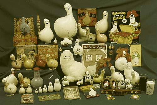 SHMOO MERCHANDISE                                                   AND TOYS